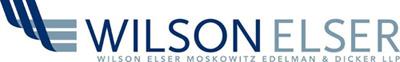 Wilson Elser Logo - NJSA Sponsor